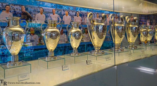 The Real Madrid Club in Madrid, Spain! Travel Realizations, Madrid