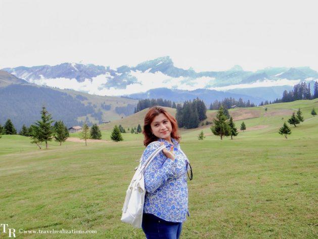 Villars-sur-Ollon - A beautiful Swiss village, Travel Realizations