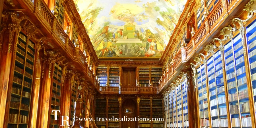 The Library of Strahov Monastery