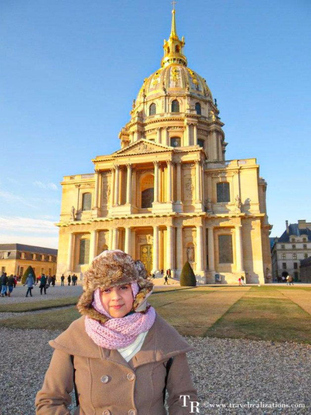 The tomb of Napoleon Bonaparte - A winner of many battles in Paris, France, Travel Realizations