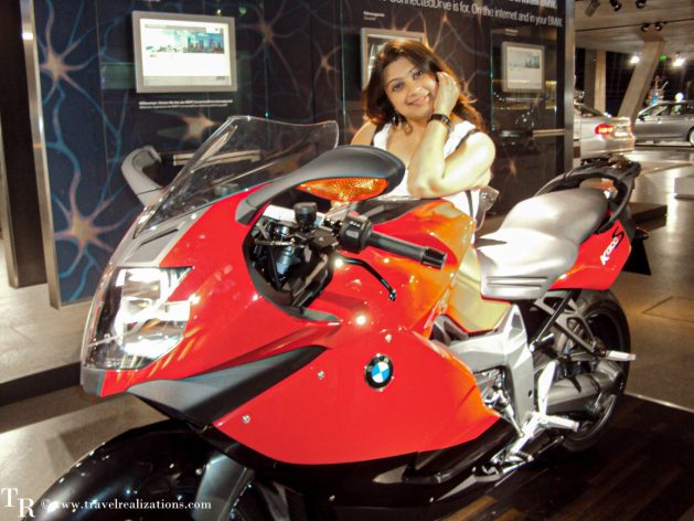 """""""The Ultimate Driving Machine"""" - The BMW Museum in Munich, Germany, Travel Realizations, BMW Bike"""