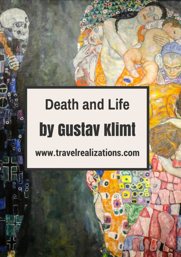 Travel Realizations, Klimt, Painting, Death and Life
