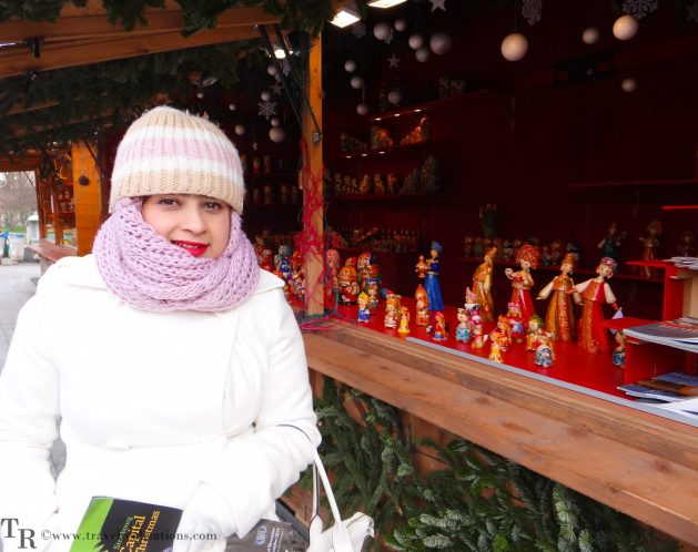 Travel Realizations, Christmas market, Strasbourg, France, march de Noel