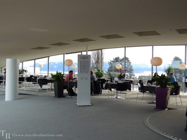 Travel Realizations, EPFL library, Lausanne