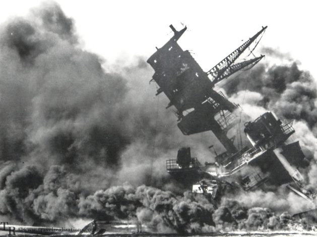 Travel Realizations, Pearl Harbor