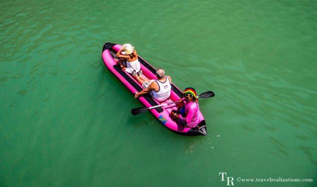 Travel Realizations, Sea Canoeing, Phang Nga Bay, Sea Cave
