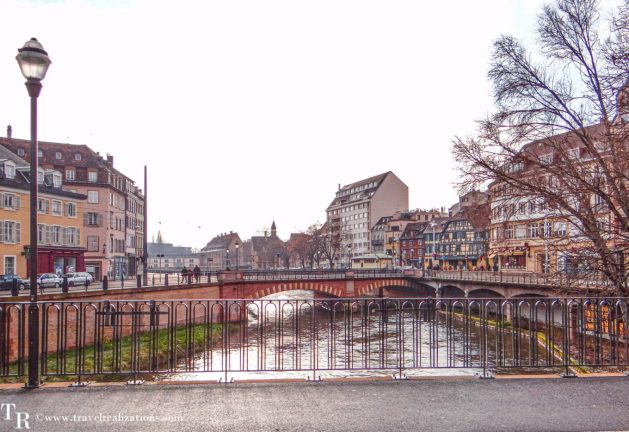 Christmas market in Strasbourg, France - the oldest and biggest in Europe, Travel Realizations