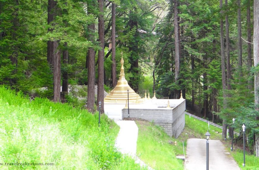 Taungpulu Kaba-Aye Monastery – a Buddhist temple in California
