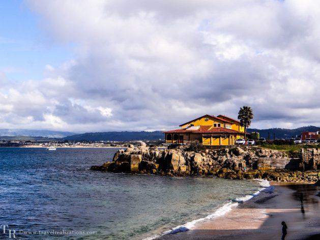 Glimpses of romantic California, Travel Realizations, Carmel by the sea