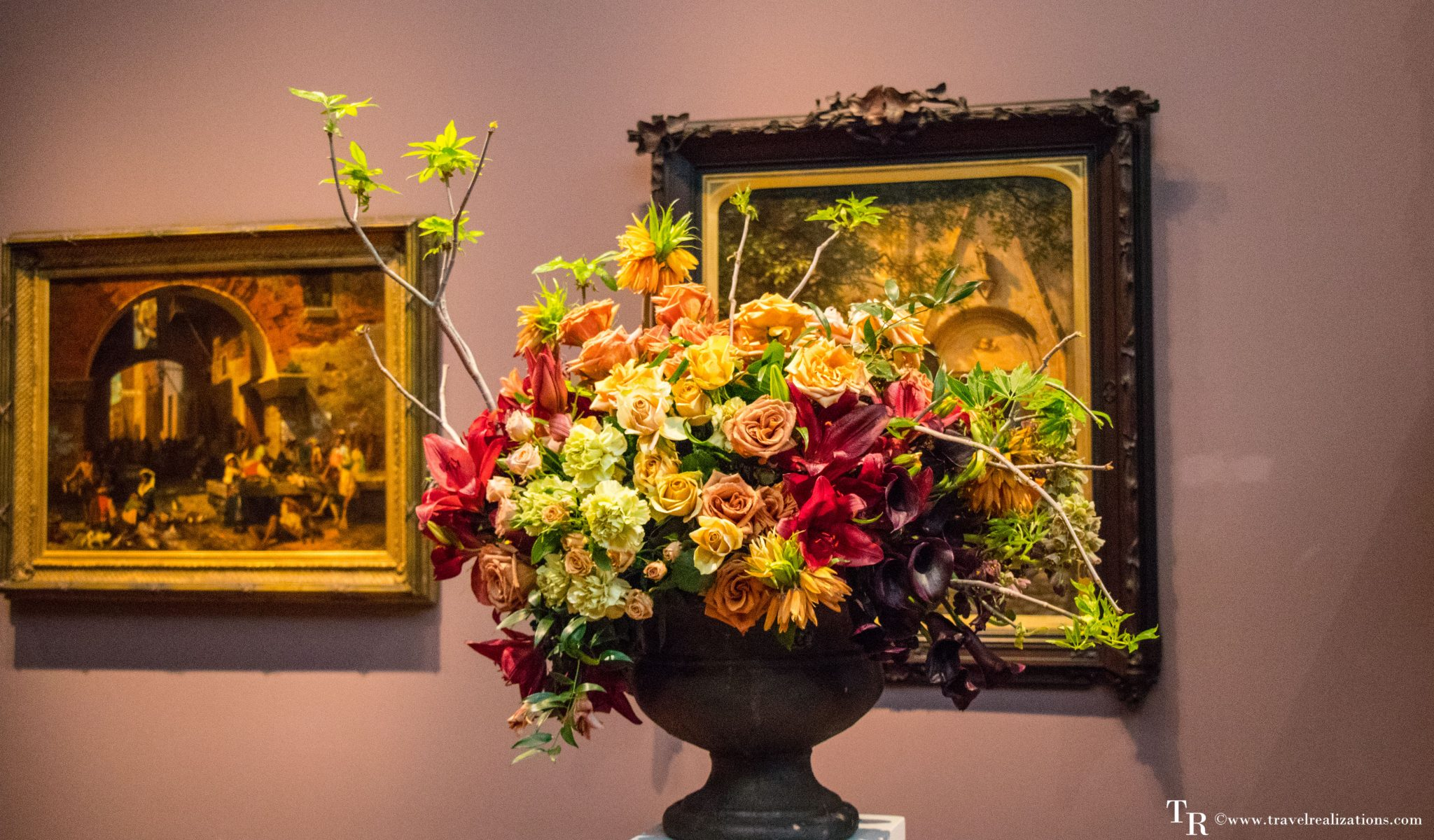 Bouquets To Art - When art blooms in San Francisco!