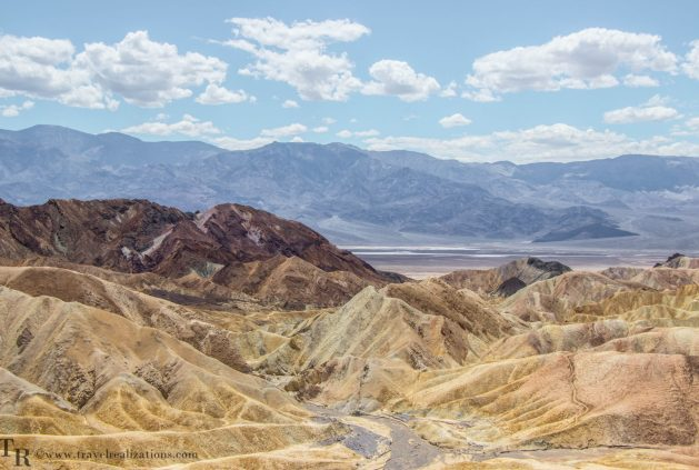Death Valley National Park- A water-less wonder, Travel Realizations, Photo Essay, Death Valley, Zabriskie point