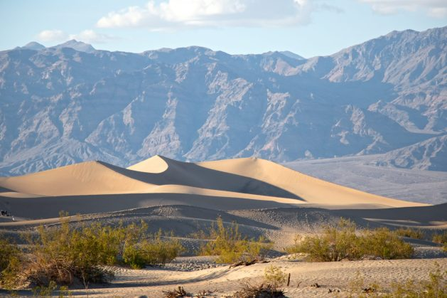 Death Valley National Park- A water-less wonder , Travel Realizations, Photo Essay, Death Valley,Mesquite Flat Sand Dunes