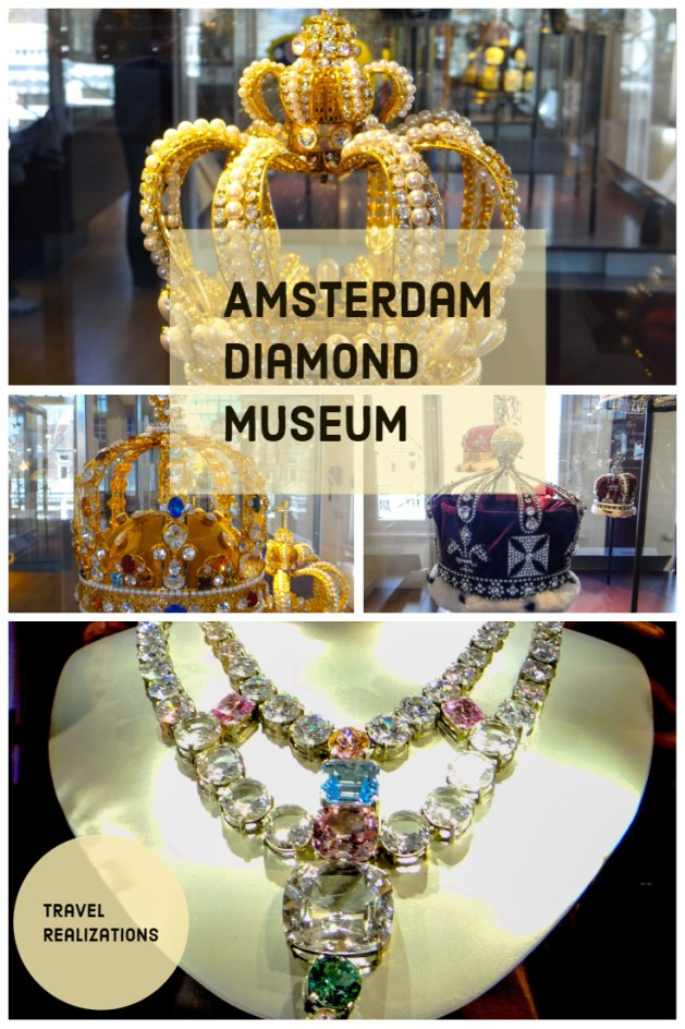If you are in a mood to explore then the Amsterdam Diamond Museum is a good choice. More than diamond I have always loved the story of its becoming! #travel #netherlands #traveltips #museum #travelblog