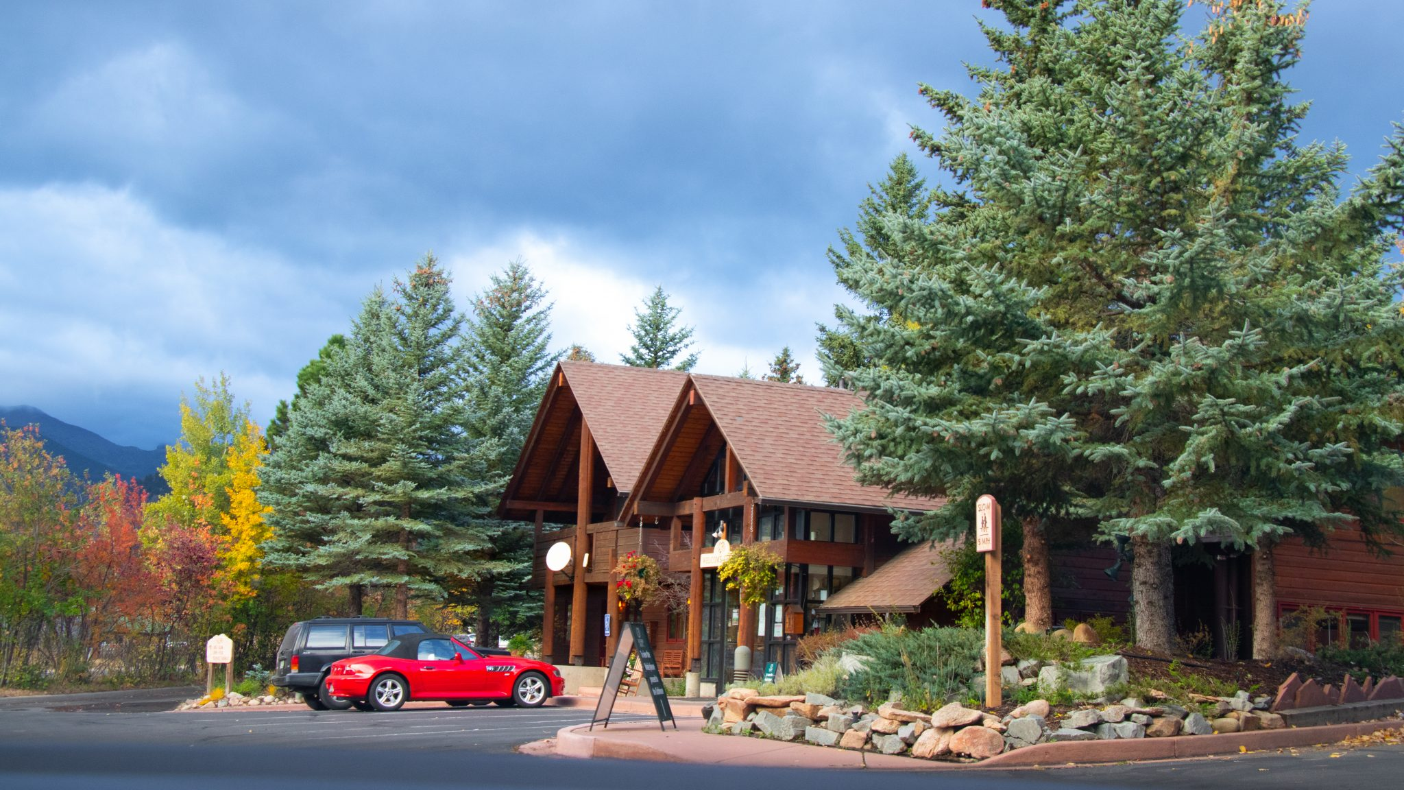 Rams Horn Village Resort - A home away from home!