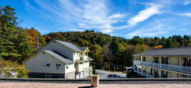 Blowing Rock, a beautiful mountain village in North Carolina, USA, Travel Realizations,