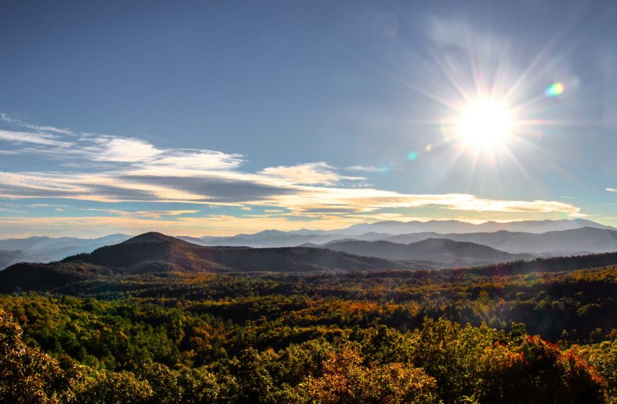 Blowing Rock – A beautiful mountain village in North Carolina, USA!