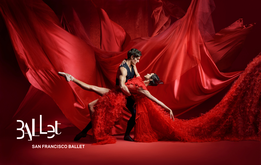 Ballads in Ballet - A rhythmic evening in San Francisco!