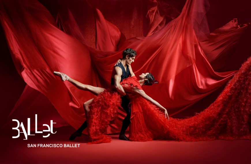 Ballads in Ballet – A rhythmic evening in San Francisco!