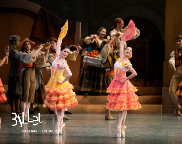 Ballads in Ballet - A rhythmic evening in San Francisco, Travel Realizations