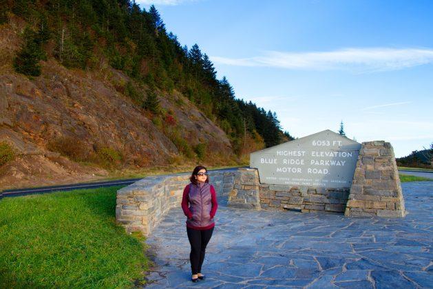 The Blue Ridge Parkway - A passage through paradise, Travel Realizations, USA, North Carolina, Blue Ridge Mountains, Chirasree