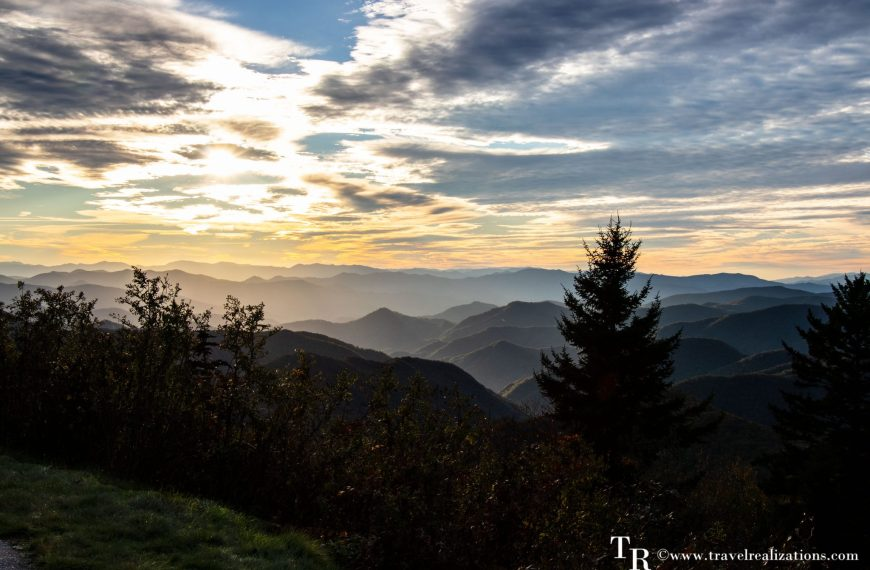 The Blue Ridge Parkway – A passage through paradise!