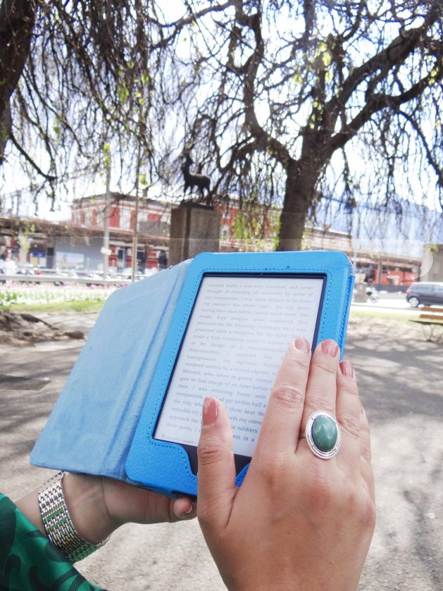 Travel Realizations, Kindle, Book , Reading