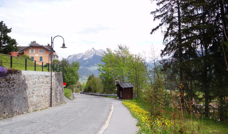 My Long Walks in Switzerland!