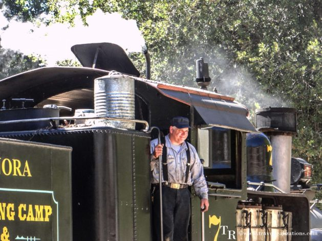 Beautiful steam train rides near San Francisco, Travel Realizations, Roaring Camp Railroads