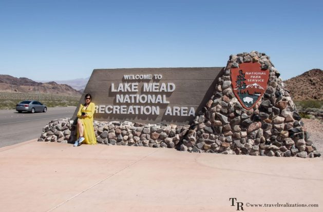 Las Vegas to Grand Canyon - journal of a journey, Travel Realizations, las vegas to grand canyon south rim, Lake Mead national recreational area