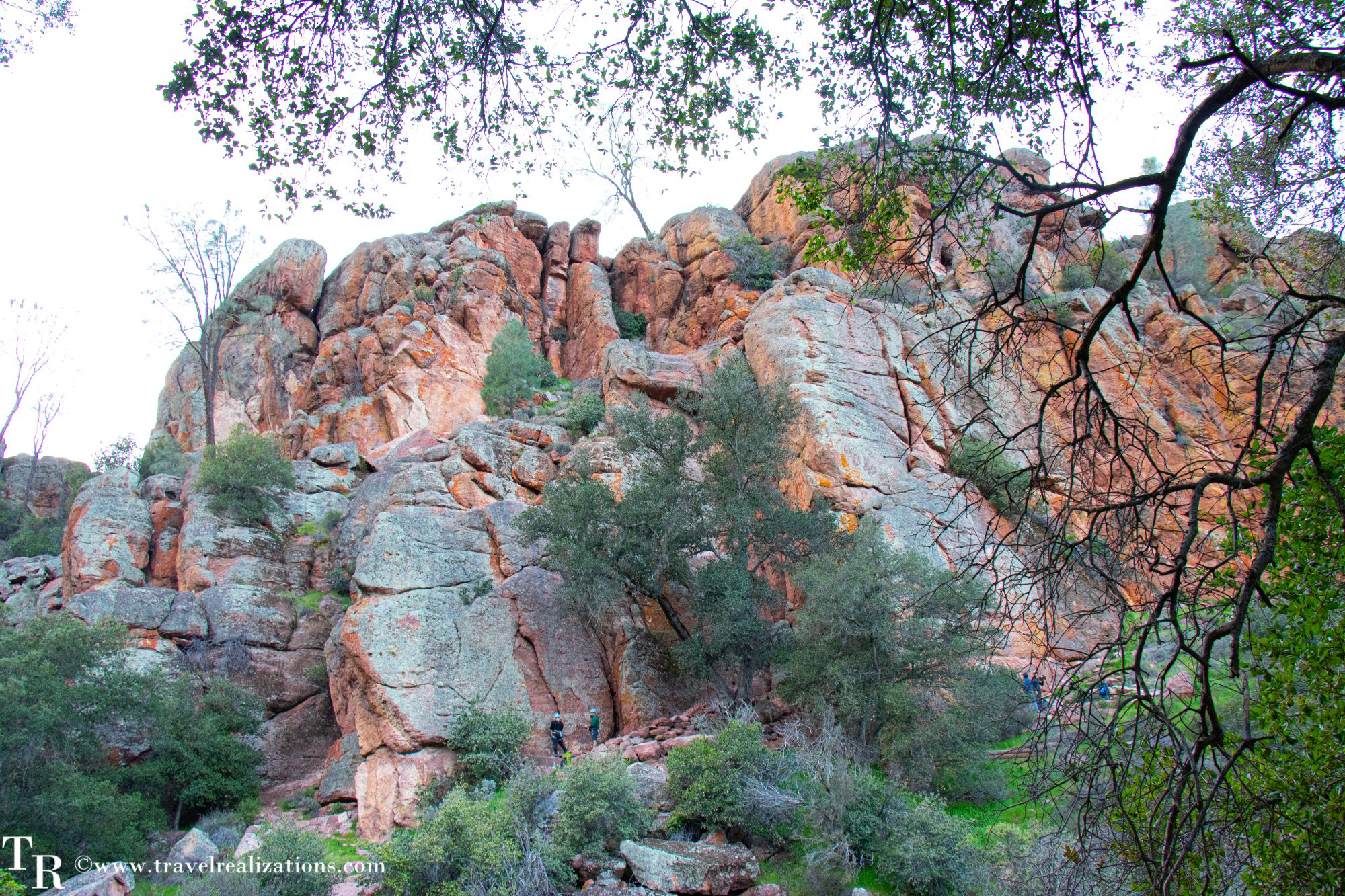 Postcards from Pinnacles National Park, Travel Realizations,