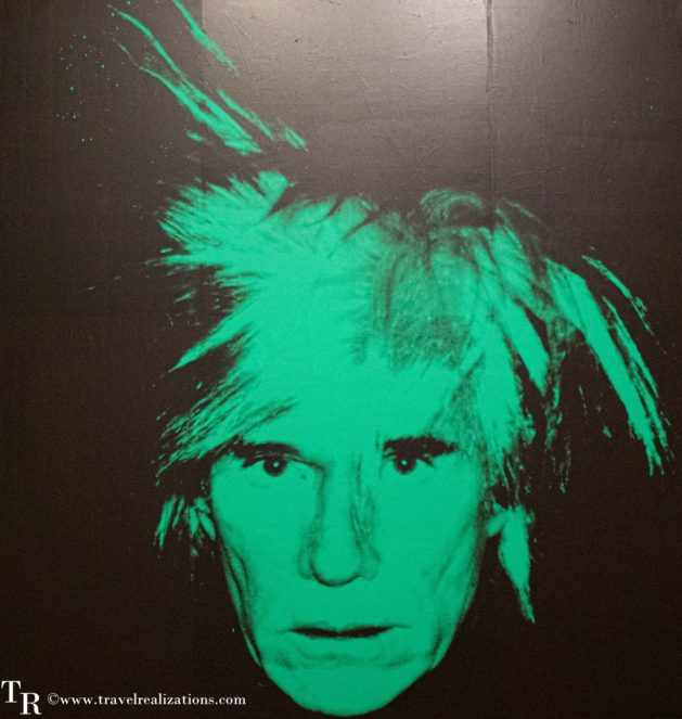 Effervescent Pop Art of Andy Warhol at SFMOMA, Travel Realizations