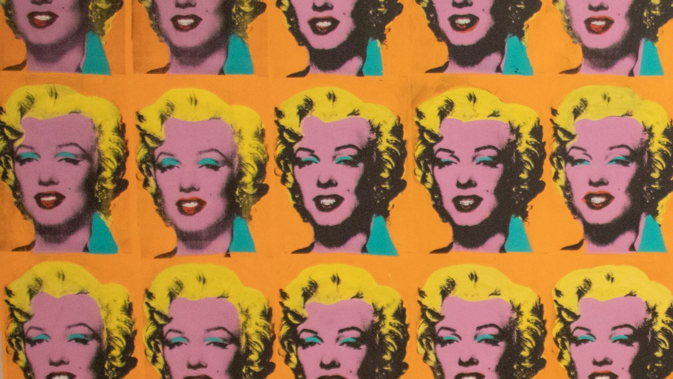 Pop Art of Andy Warhol at SFMOMA