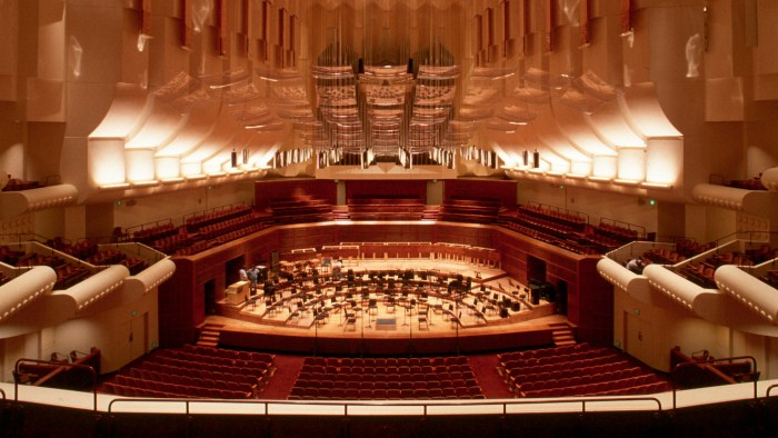 A musical evening with San Francisco Symphony!