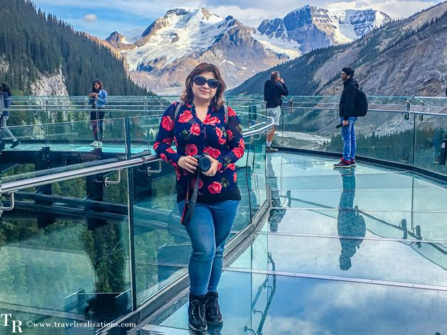 Chronicles of Canadian Rockies - Banff and Jasper, Travel Realizations, Athabasca Glacier Skywalk, Chronicles of Canadian Rockies - Banff and Jasper, Travel Realizations, Athabasca Glacier, Columbia Icefields