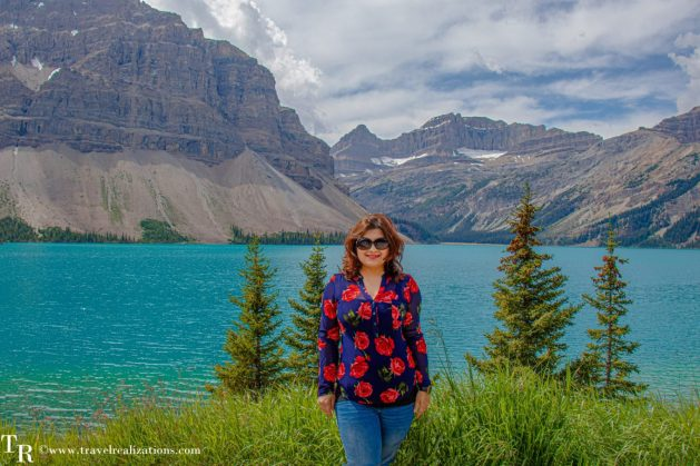 Chronicles of Canadian Rockies - Banff and Jasper, Travel Realizations, Bow Lake