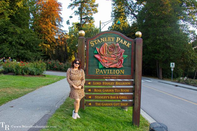 Beautiful Vignettes of  Vancouver, Travel Realizations, Stanley Park