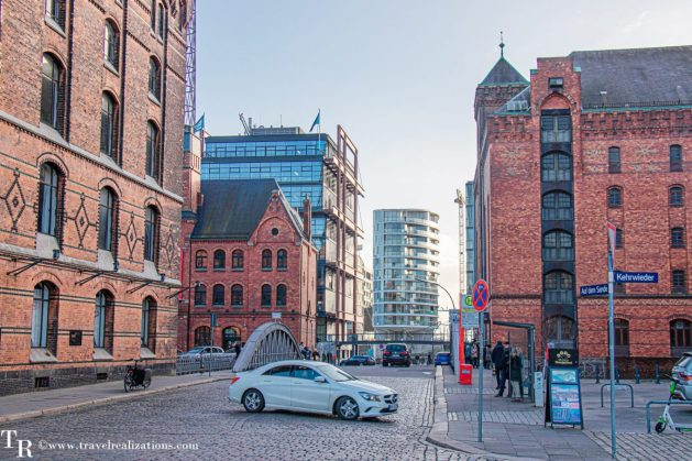 Hamburg the Hanseatic harbor city, Travel Realizations,  Speicherstadt