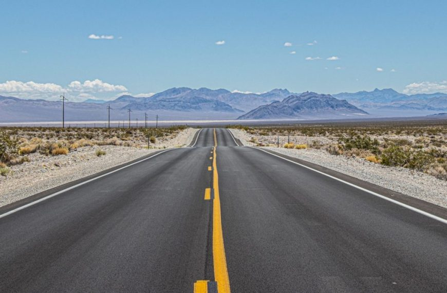 San Francisco to Death Valley – A Super Scenic California Road Trip!