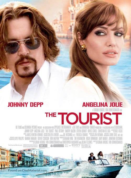 Movies set in Europe to spark your wanderlust, Travel Realizations, The Tourist, Venice, Italy