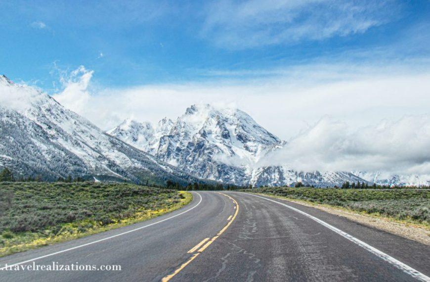 Salt Lake City to Yellowstone – A road trip guide!
