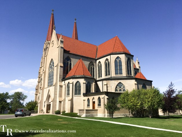 Glacier National Park - A travel guide, Travel Realizations, Cathedral of Saint Helena