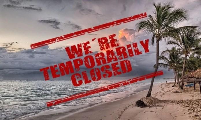 Playas de México cerradas por el Covid-19 - Travel Report