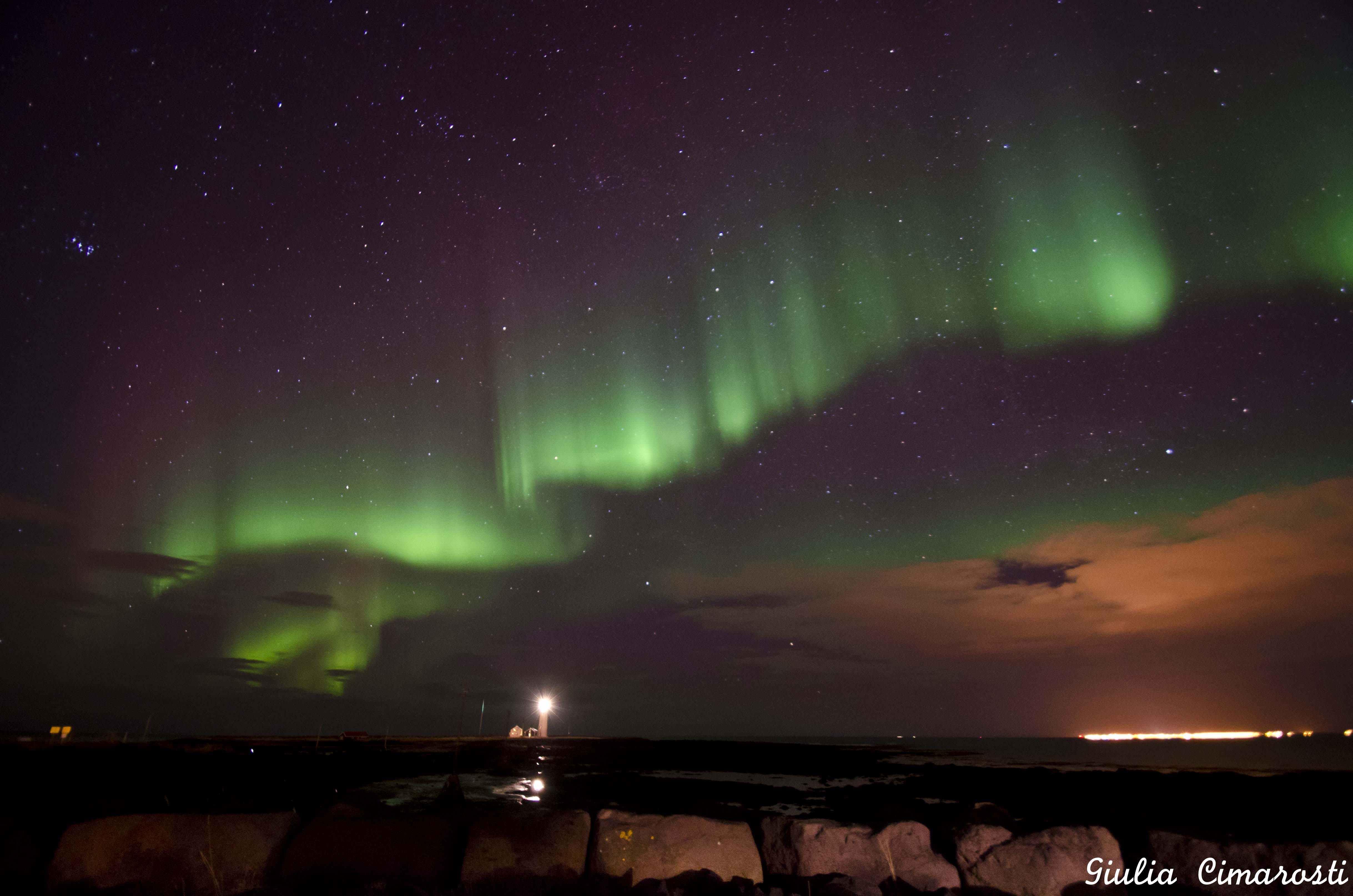 Best Place Stay Iceland See Northern Lights