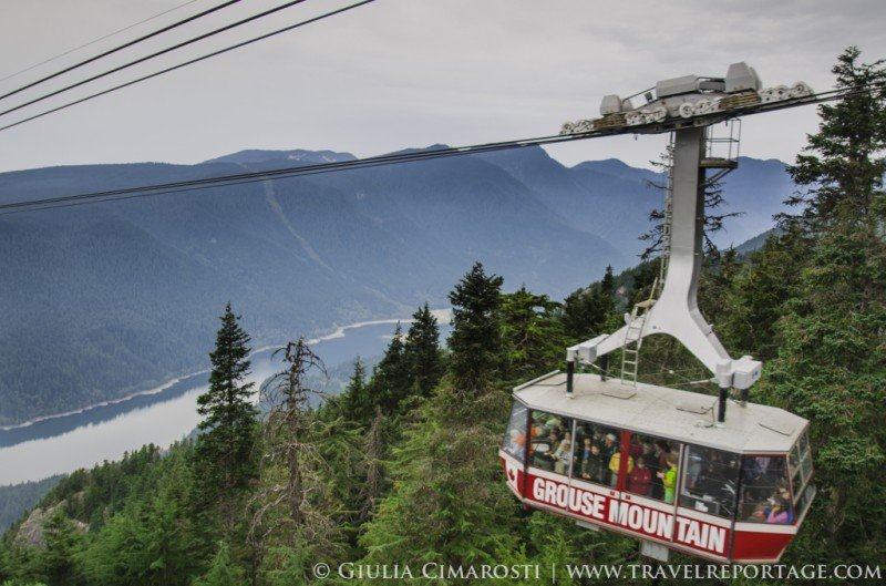 نتيجة بحث الصور عن grouse mountain free shuttle
