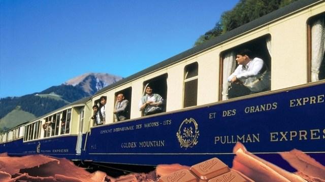 Chocolate Train