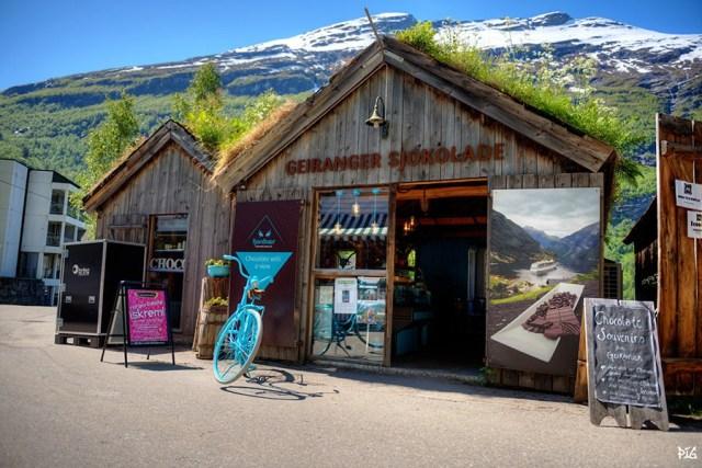 Geiranger Sjokolad, Norway chcoc