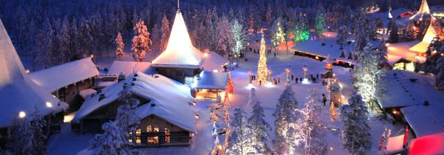 Rovaniemi Christmas