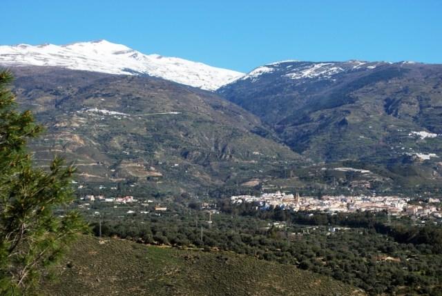 Sierra de las Nieves National Park