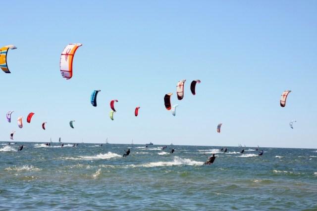 Kite Surfers Tarifa
