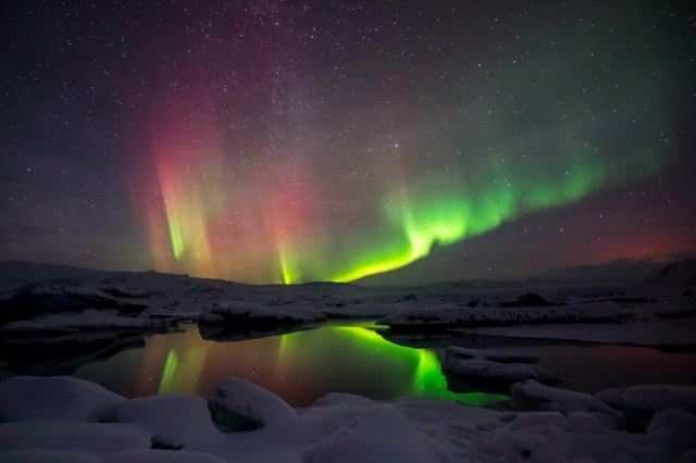 #FridayFive – 5 Places To See The Northern Lights